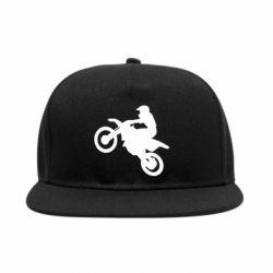 Снепбек Кроссовый мотоцикл