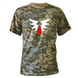 Камуфляжная футболка Кровавые Ангелы - WarHammer - FatLine