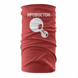 Бандана-труба Кровосток Лого