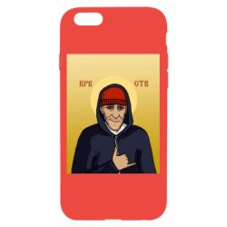Чохол для iPhone 6/6S Кровосток Шило