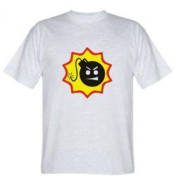 Мужская футболка Крутий Сем - FatLine