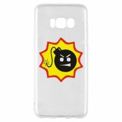 Чехол для Samsung S8 Крутой Сем