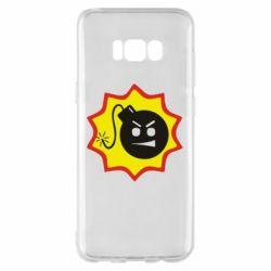 Чехол для Samsung S8+ Крутой Сем