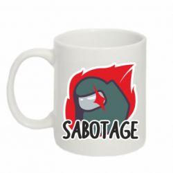 Кружка 320ml Among Us Sabotage