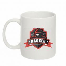 Кружка 320ml Anonymous Hacker