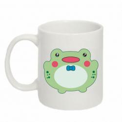 Кружка 320ml Baby frog