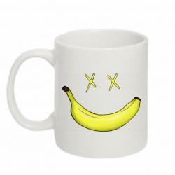 Кружка 320ml Banana smile