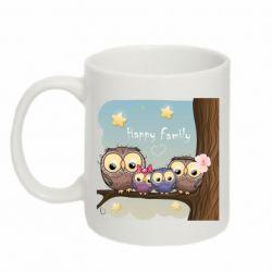 Кружка 320ml Happy family