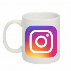 Кружка 320ml Instagram Logo Gradient