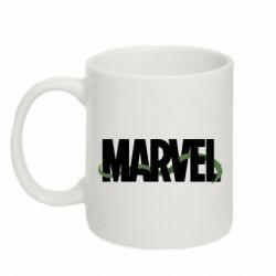 Кружка 320ml Marvel logo and vine