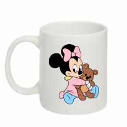 Кружка 320ml Minnie And Bear