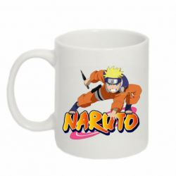Кружка 320ml Naruto with logo