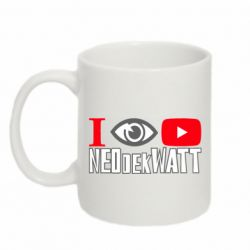 Кружка 320ml I Watch NEOdekWATT