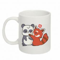 Кружка 320ml Panda and fire panda