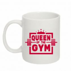 Кружка 320ml Queen Of The Gym