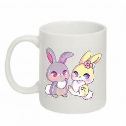 Кружка 320ml Rabbits In Love