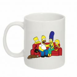 Кружка 320ml Simpsons At Home