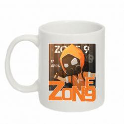 Кружка 320ml Standoff Zone 9