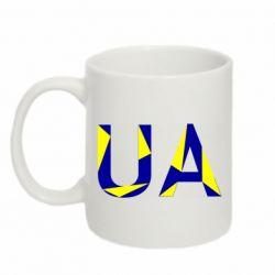Кружка 320ml UA Ukraine