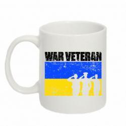 Кружка 320ml War veteran
