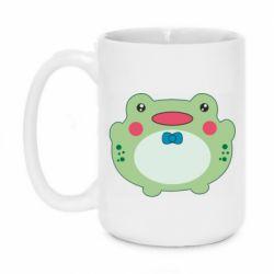 Кружка 420ml Baby frog