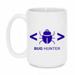 Кружка 420ml Bug Hunter