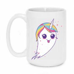 Кружка 420ml Ghost Unicorn