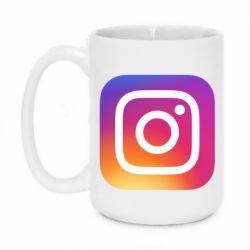 Кружка 420ml Instagram Logo Gradient