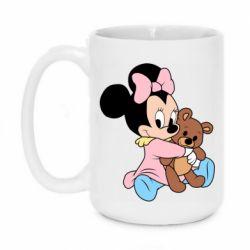 Кружка 420ml Minnie And Bear