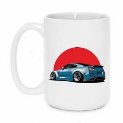 Кружка 420ml Nissan GR-R Japan