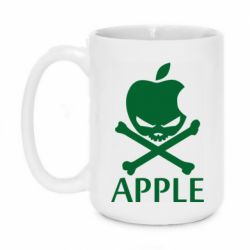 Кружка 420ml Pirate Apple