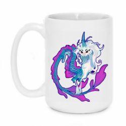 Кружка 420ml Sisu Dragon Art