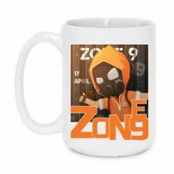 Кружка 420ml Standoff Zone 9