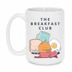 Кружка 420ml The breakfast club