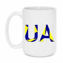Кружка 420ml UA Ukraine