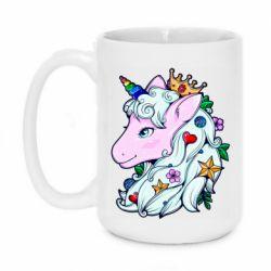 Кружка 420ml Unicorn Princess