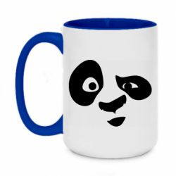 Кружка двоколірна 420ml Panda Po