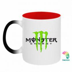 Кружка-хамелеон двокольорова Monter Energy Classic