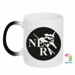 Кружка-хамелеон Nerv