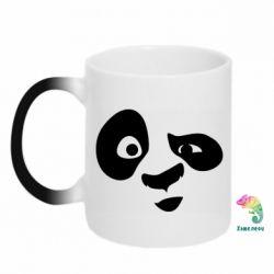 Кружка-хамелеон Panda Po
