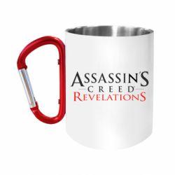 Кружка з ручкою-карабіном Assassin's Creed Revelations