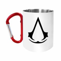 "Кружка с ручкой ""карабин"" Assassin's Creed"
