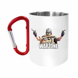 """Кружка с ручкой """"карабин"""" Call Of Duty Warzone"""