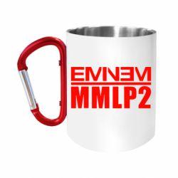 """Кружка с ручкой """"карабин"""" Eminem MMLP2"""