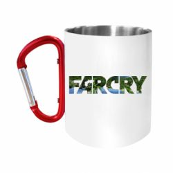 "Кружка с ручкой ""карабин"" Far Cry Island"
