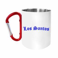 Кружка з ручкою-карабіном Los Santos
