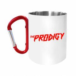 "Кружка с ручкой ""карабин"" Prodigy"