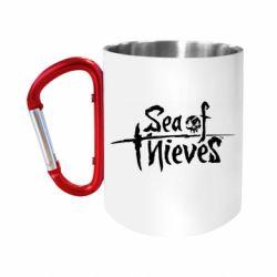 Кружка з ручкою-карабіном Sea of Thieves