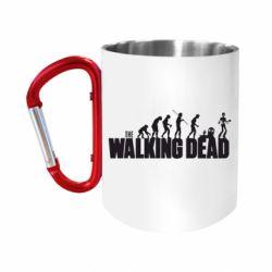 "Кружка с ручкой ""карабин"" The Walking Dead Evolution"