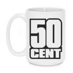 Кружка 420ml 50 CENT - FatLine